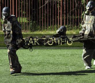 Армейские носилки