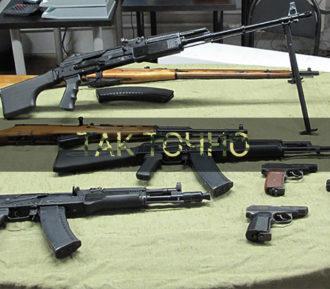 Сборка-разборка оружия