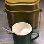 Посуда армейская (набор)